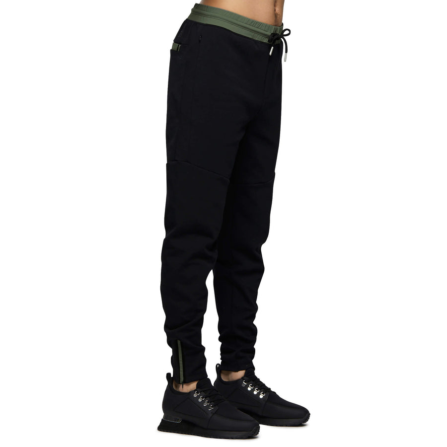 HAINES JOGGER Black Olive