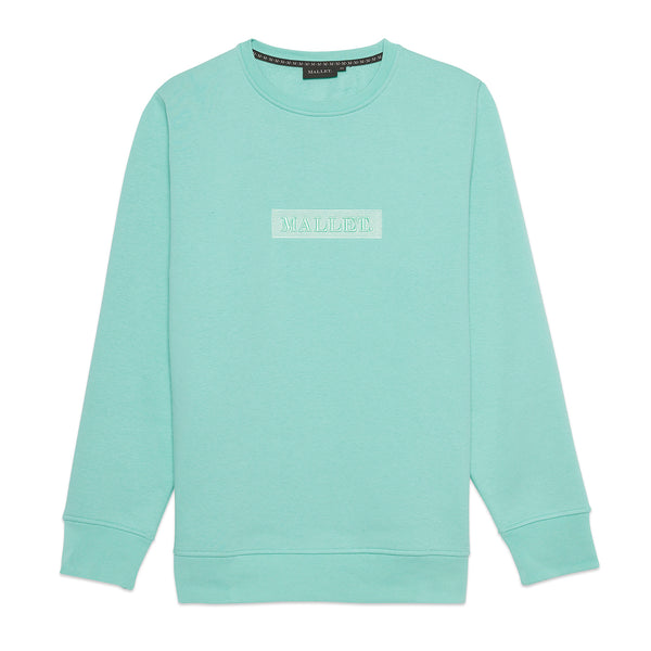 Jasper Box Logo Crew Mint