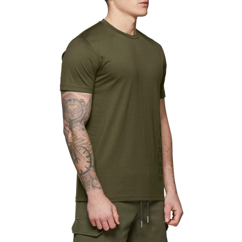 Mystic SS Tee Olive