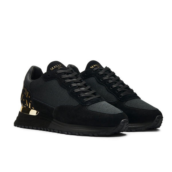 Popham Black & Gold Womens