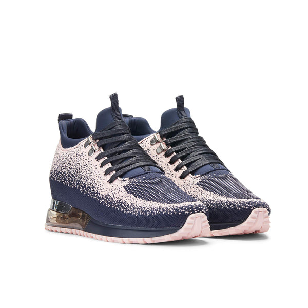 Tech Navy & Pink Ombre Womens