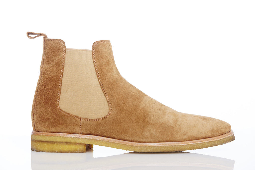 Elmore Brown Chelsea Boot