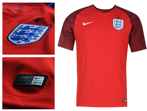 England Nike Away Shirt 2016