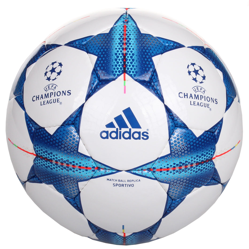 adidas UEFA Champions League FInal 2015 Sportivo Football White/Blue