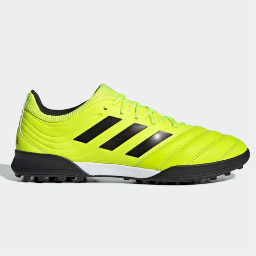 adidas Copa 19.3 Astro Turf Football Boots Mens Yellow/Black