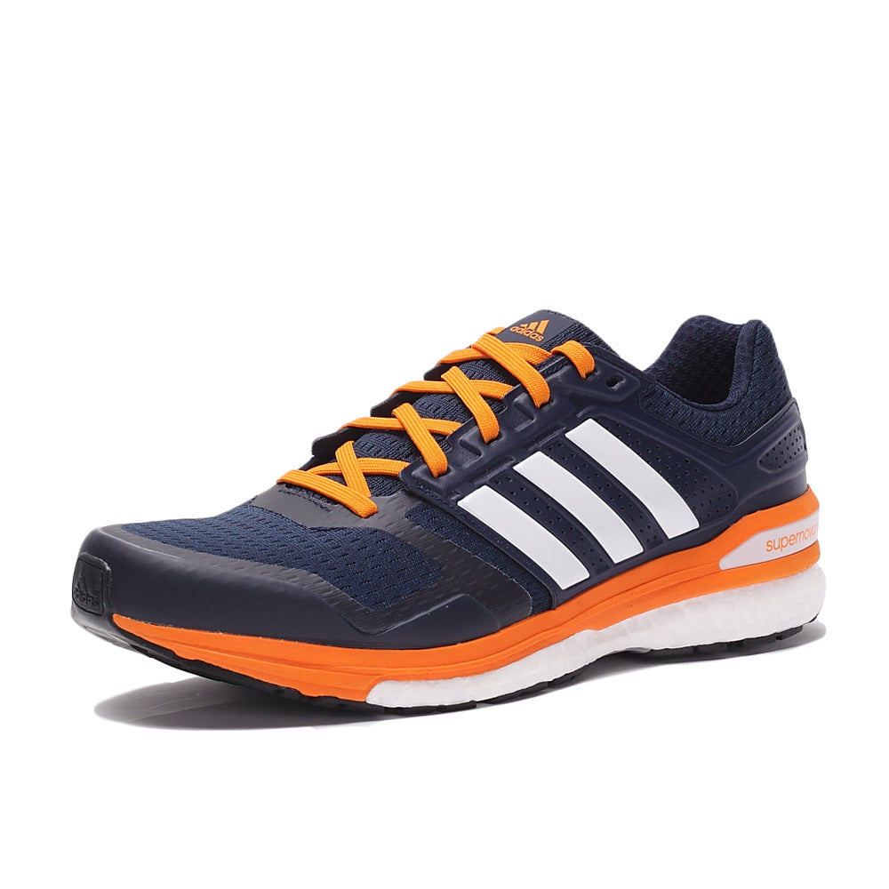 cheap for discount 1381b 085b6 adidas Supernova Sequence Boost 8 Running Shoes Mens Navy/Wht
