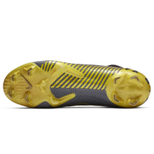 Nike Mercurial Superfly Elite DF FG Football Boots Mens Grey/Yellow