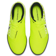 Nike Phantom Venom Academy Astro Turf Football Boots Junior Boys Yellow/Obsidian