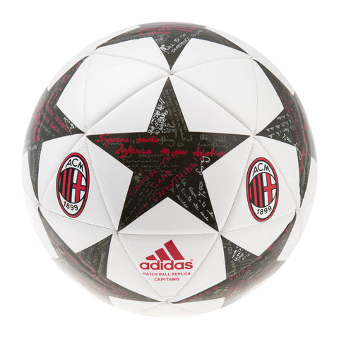 adidas AC Milan UEFA Champions League Capitano Football White/Brown