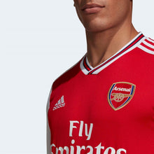adidas Arsenal Home Shirt 2019 2020 Mens Scarlet