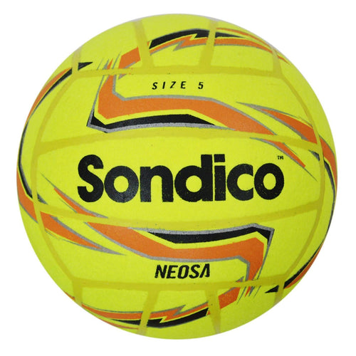 Sondico Neosa Indoor Football Yellow