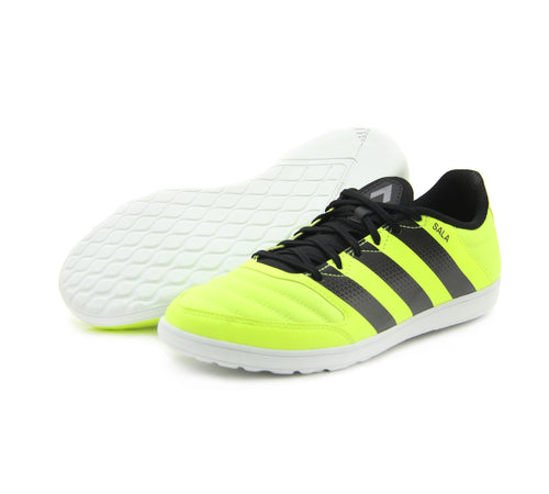 adidas Ace 16.4 Street Indoor Football Shoes Mens Yellow/Black