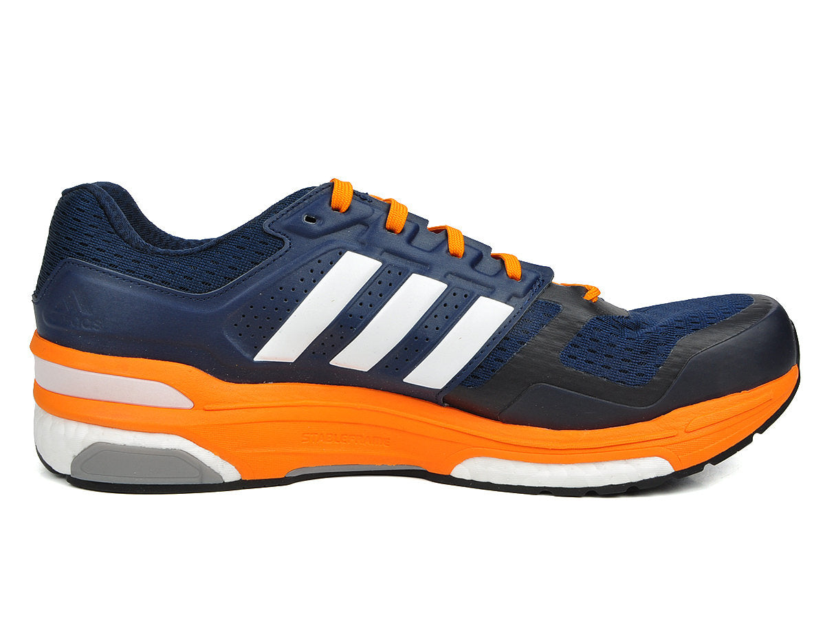 reputable site 1df57 d53d7 ... adidas Supernova Sequence Boost 8 Running Shoes Mens Navy Wht ...