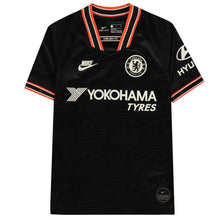 Nike Chelsea Third Shirt 2019 2020 Juniors Black