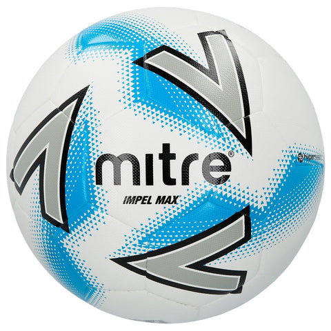 Mitre Impel Max Football White