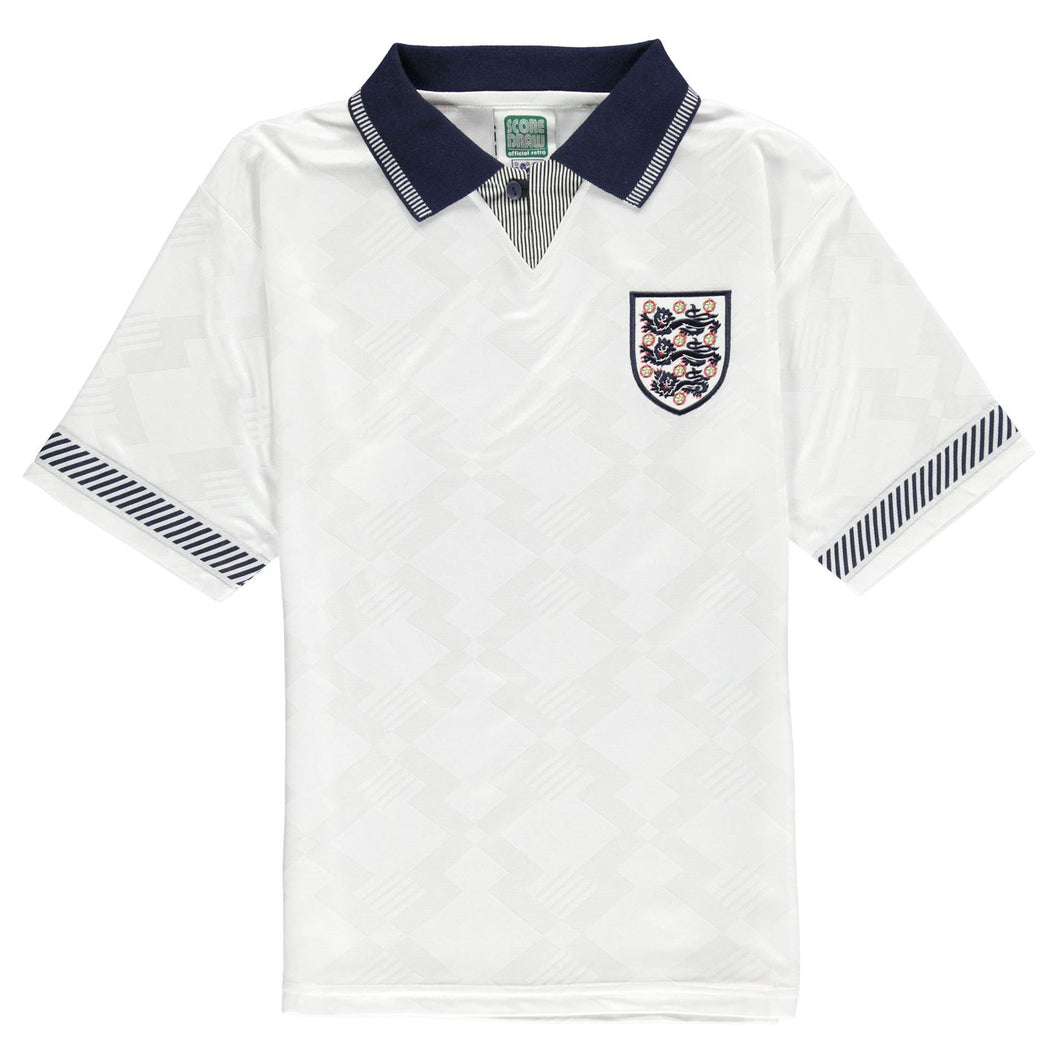 Kids Football Shirt England