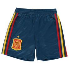 adidas Kids Football Shorts Spain