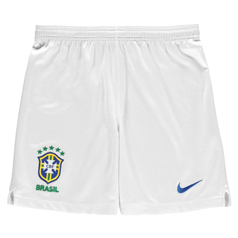 Nike Kids Football Shorts Brazil