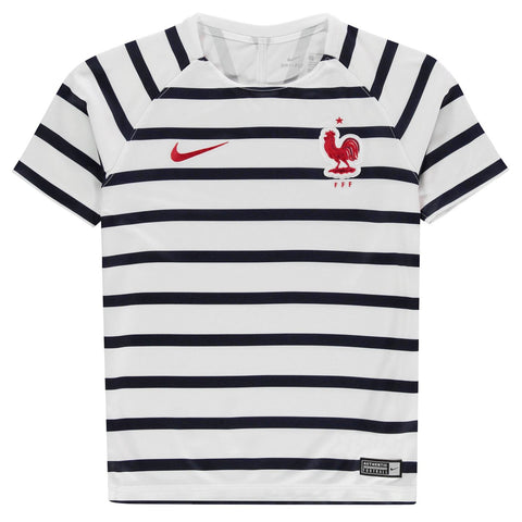 Nike Kids Football Shirt France