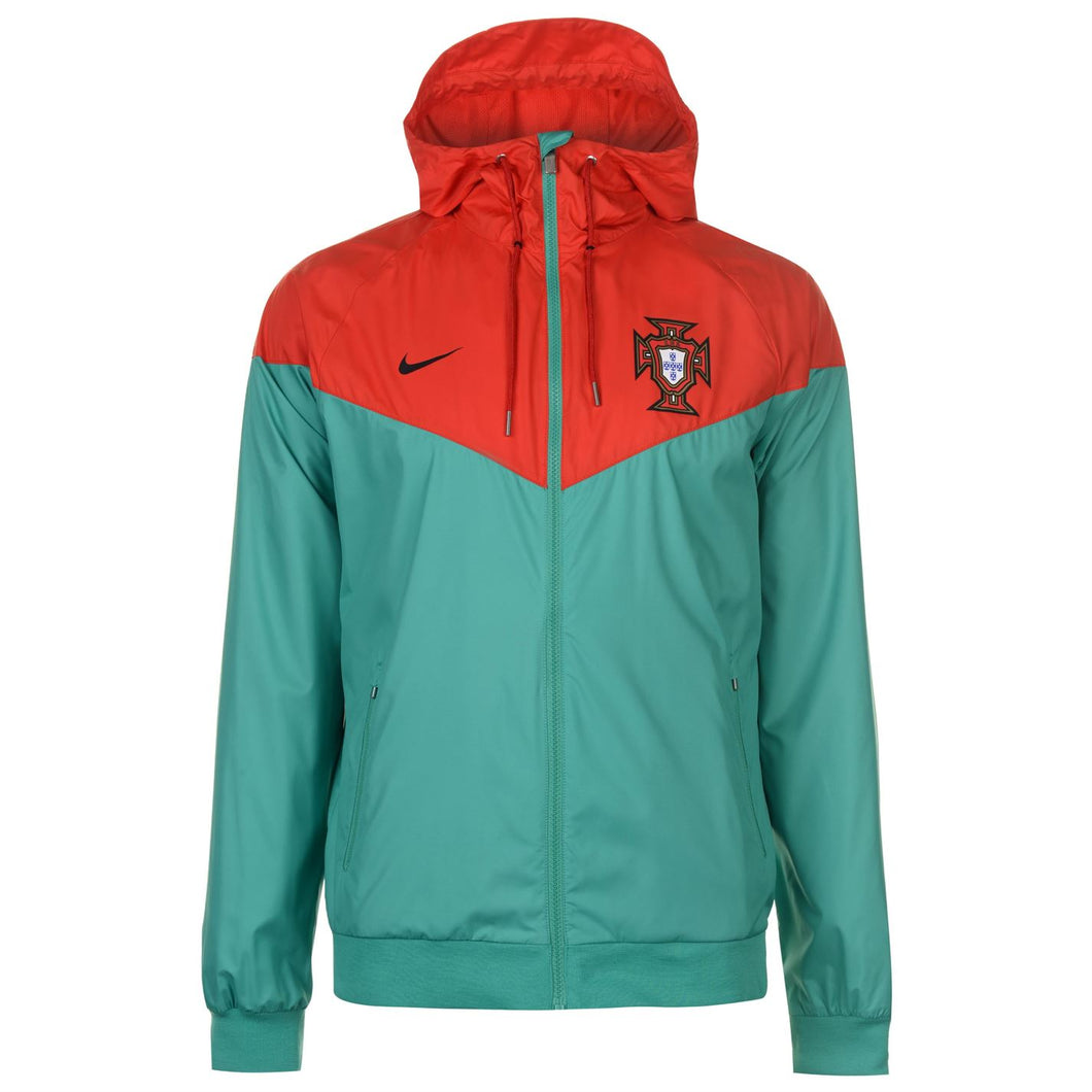 Nike Mens Football Tracksuit Jacket Portugal