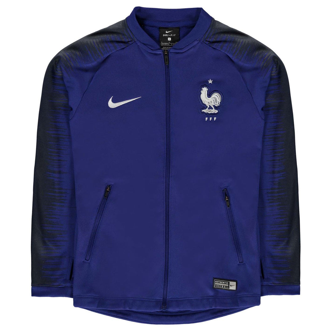 Nike Kids Football Tracksuit Jacket France