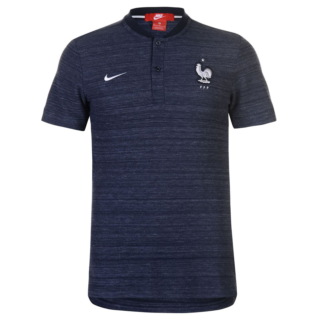 Nike Mens Football Polo Shirt France