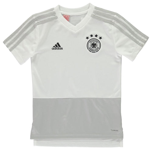 adidas Kids Football Shirt Germany