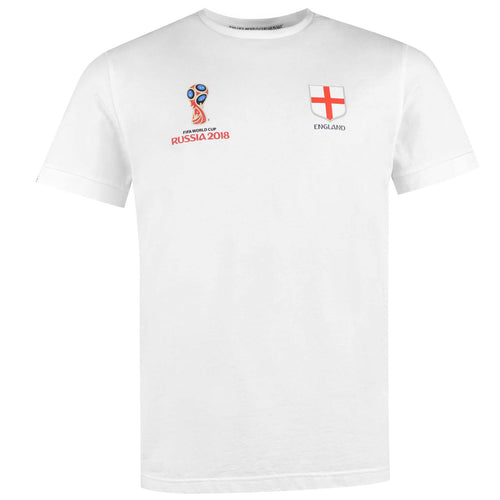 Mens Football T-shirt England