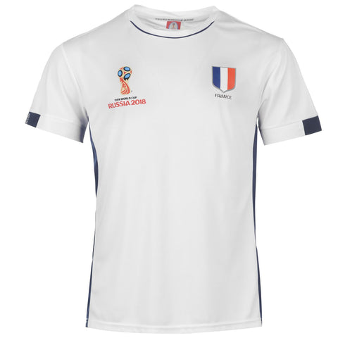 Mens Football T-shirt France