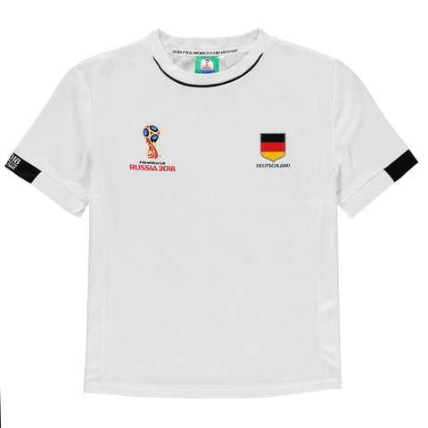 Kids Football T-shirt Germany