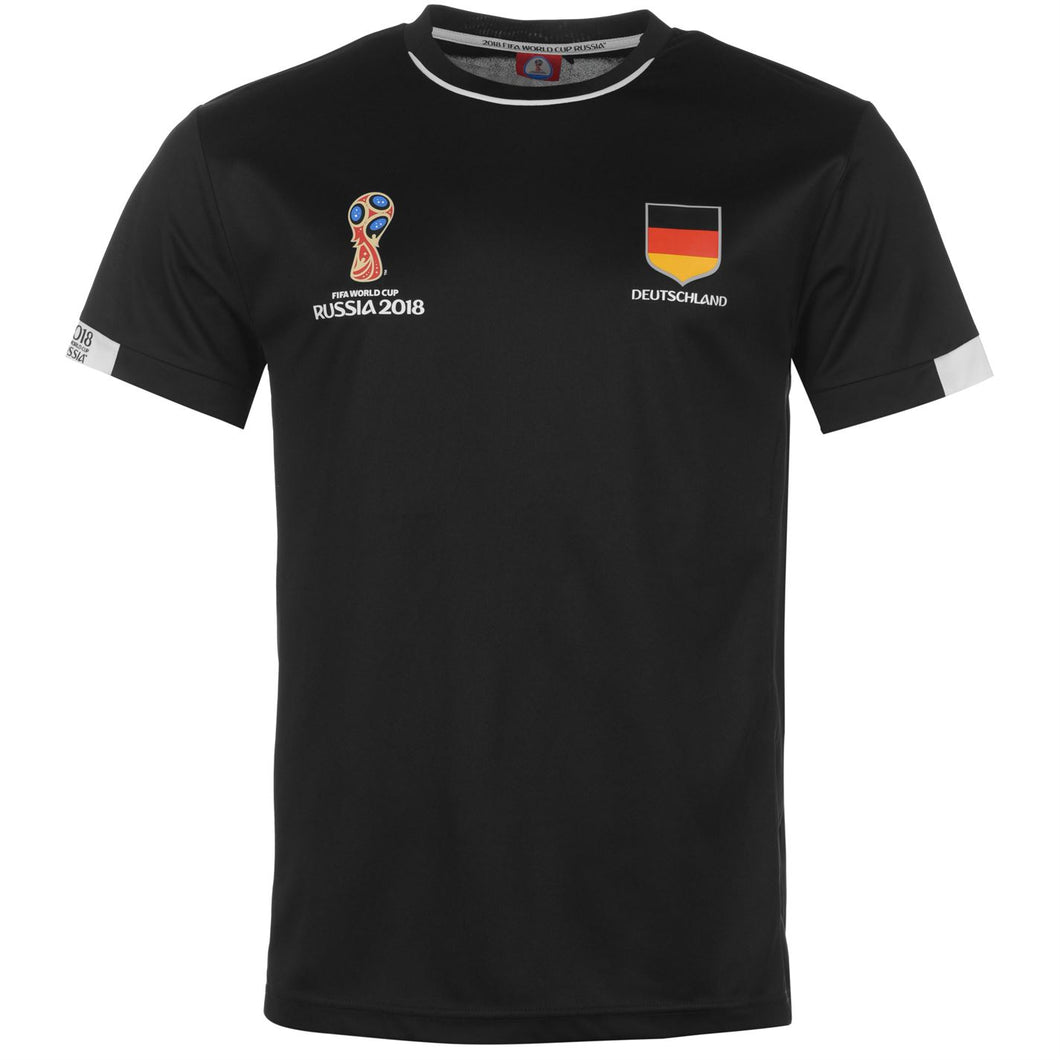 Mens Football T-shirt Germany