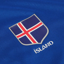 Kids Football T-shirt Iceland