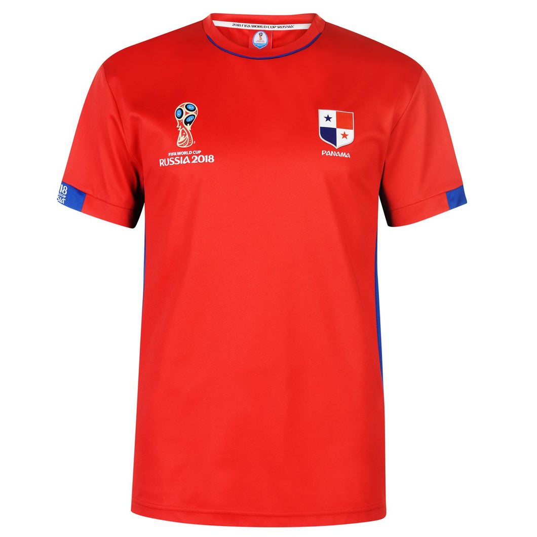 Mens Football T-shirt Panama