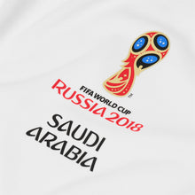 Mens Football T-shirt Saudi Arabia