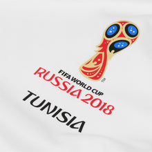 Mens Football T-shirt Tunisia