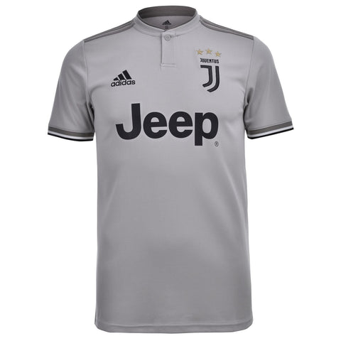 adidas Juventus Away Shirt 2018 2019 Mens Sesame/Clay