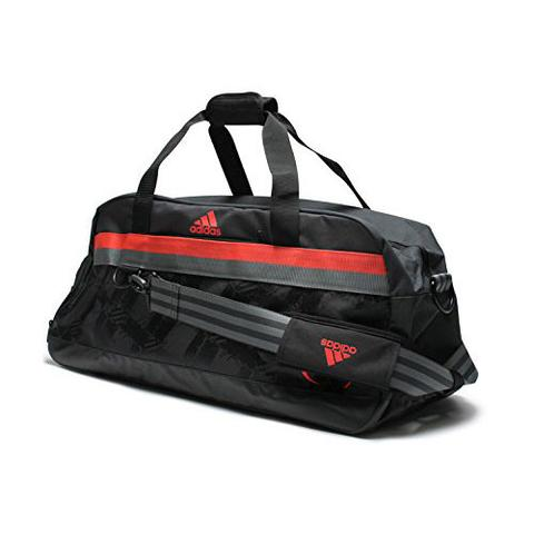 adidas Munster Rugby Team Bag Black/Grey