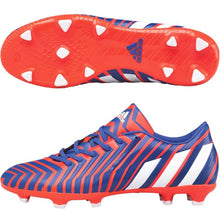 Adidas Predator Absolado Instinct FG Football Boots Red/Purple Mens