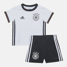 adidas Germany 2016 Home Mini Kit Baby White