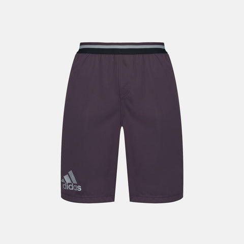 adidas ClimaChill Training Shorts Mens Mineral Red