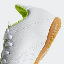 adidas Tango X 18.4 s Indoor Football Boots Child Boys White/Yellow