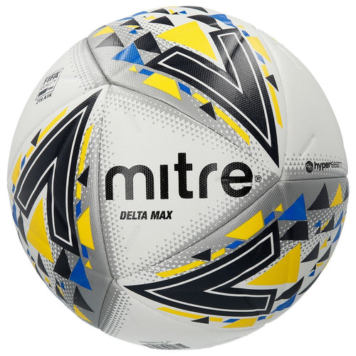 Mitre Delta Max Pro Football White