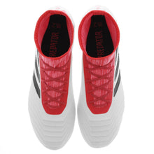 adidas Predator 18.2 Firm Ground FG Football Boots Men White