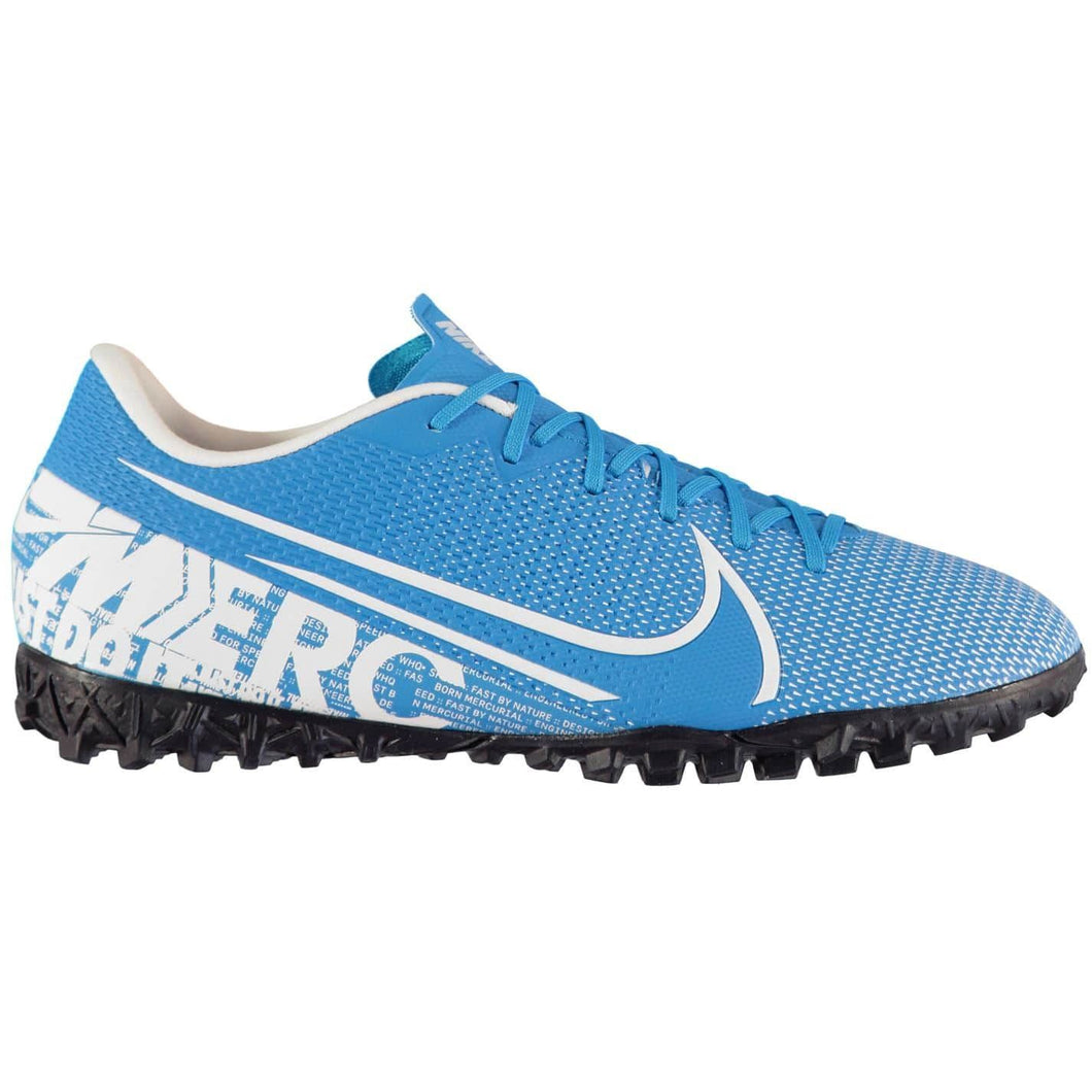 Nike Mercurial Vapor Academy Astro Turf Football Boots Mens Blue /White