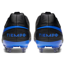 Nike Tiempo Legend Club Soft Ground Football Boots Juniors Black
