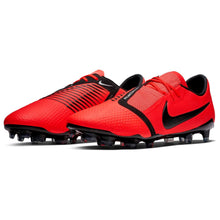 Nike Phantom Venom Pro FG Football Boots Mens Crimson/Black