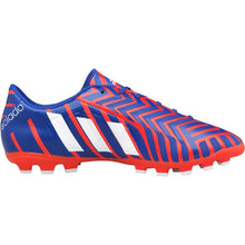 Adidas Predator Absolado Instinct AG Football Boots Red/Purple Mens