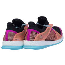 adidas Pure Boost X TR Training Shoes Womens Black/Rose/Pnk