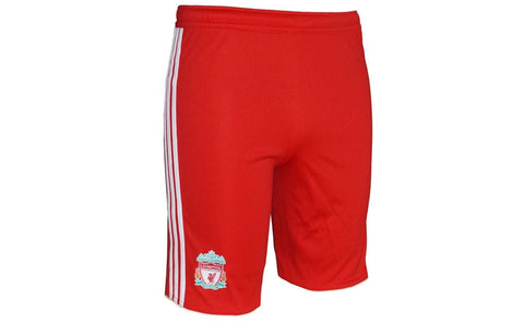 adidas Liverpool FC Home Shorts Red Infants Boys