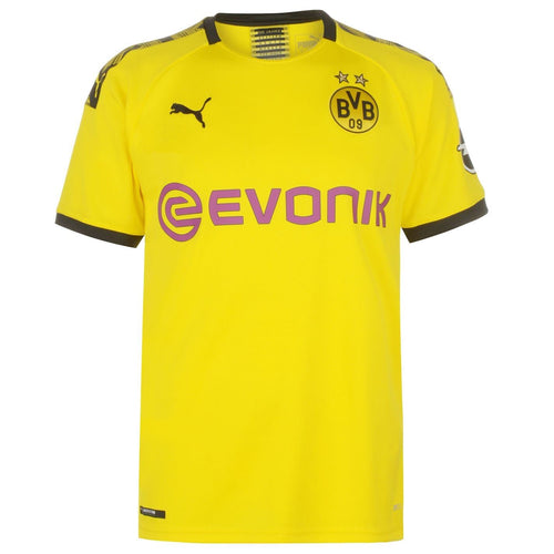 Puma Borussia Dortmund Home Shirt 2019 20 Mens Yellow